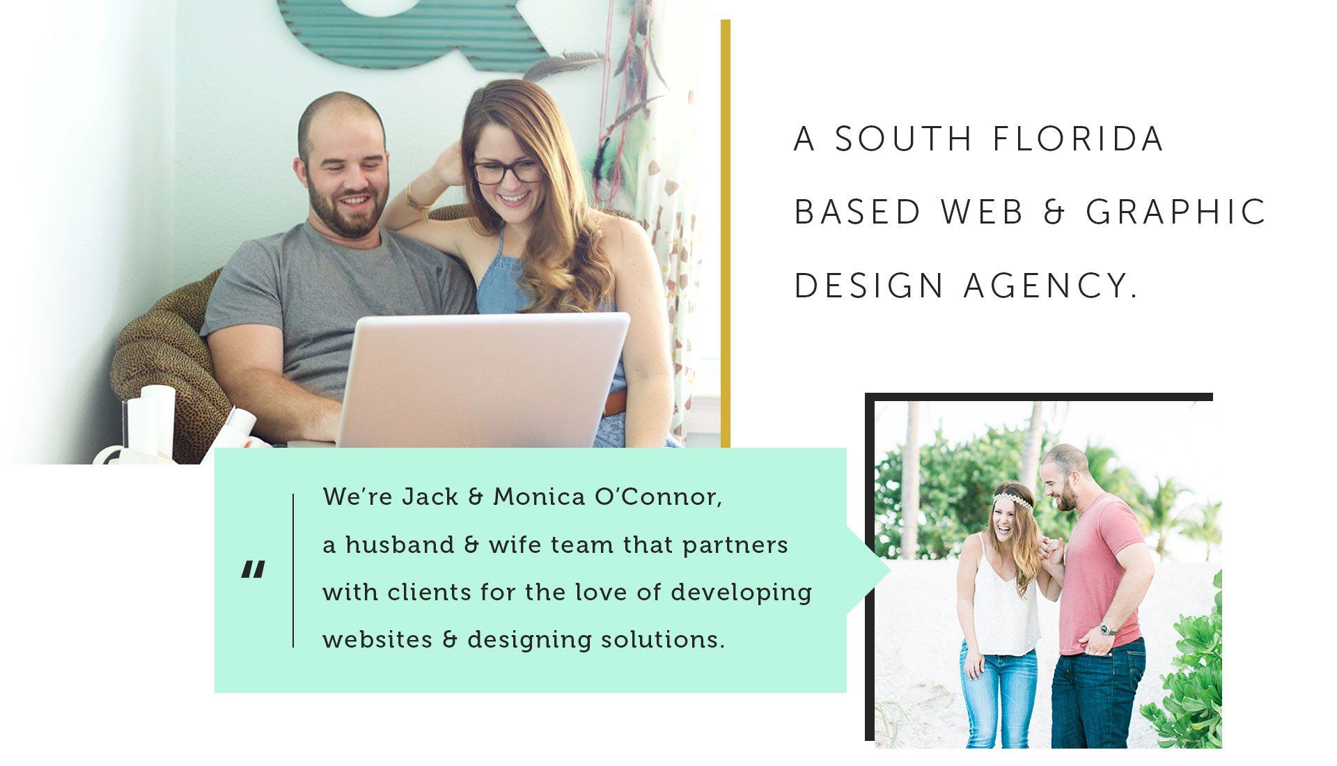 Agency O is a South Florida based web and graphic agency.